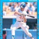 1990 Donruss Best NL #41 Kirk Gibson
