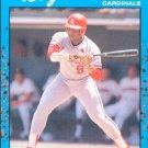 1990 Donruss Best NL #34 Terry Pendleton