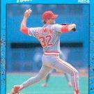 1990 Donruss Best NL #27 Tom Browning