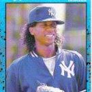 1990 Donruss Best AL #80 Pascual Perez