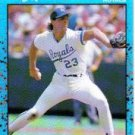 1990 Donruss Best AL #77 Mark Gubicza