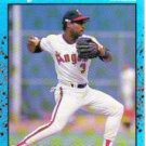 1990 Donruss Best AL #73 Johnny Ray