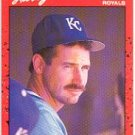 1990 Donruss 709 Larry McWilliams
