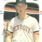 1988 Fleer 68A Jeff M. Robinson/ERR, Stats for Jeff D.