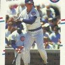 1988 Fleer 425B Keith Moreland COR/(Bat on shoulder)
