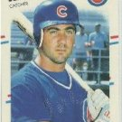 1988 Fleer Update #75 Damon Berryhill