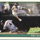 1991 Topps 455 Walt Weiss