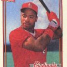 1991 Topps 682 Ray Lankford
