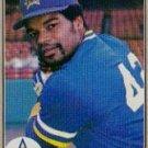 1983 Fleer #481 Dave Henderson