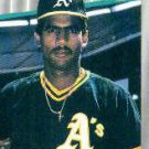 1989 Fleer #13 Stan Javier