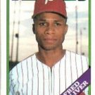 1988 Topps 203 Fred Toliver