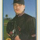 1991 Bowman 634 Johnny Ard