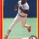 1990 Score 260 Vince Coleman