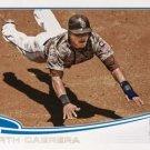 2013 Topps #412 Everth Cabrera