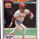 1991 Topps Glossy All Stars #16 Ozzie Smith