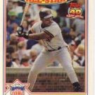 1991 Topps Glossy All Stars #17 Kevin Mitchell