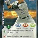 2011 Topps Attax #119 Jose Bautista