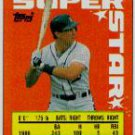 1990 Topps Sticker Backs #45 Alan Trammel