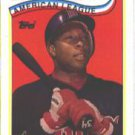 1989 Topps #403 Kirby Puckett AS