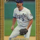 1997 Topps Gallery #74 Jeff King