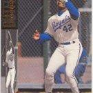 1994 Upper Deck #507 Dave Henderson