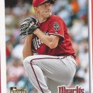 2008 Upper Deck Timeline 123 Max Scherzer 92 ML RC