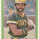 1981 Donruss 256 Mike Easler