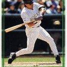 1997 Topps #398 Vinny Castilla