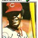 1977 Topps #320 Ken Griffey