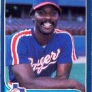 1986 Fleer #578 George Wright