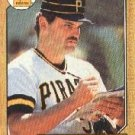 1987 Topps 494 Barry Jones