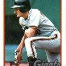 1989 Topps 15 Robby Thompson