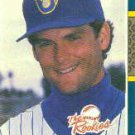 1987 Donruss Rookies #18 Chuck Crim