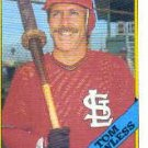 1988 Topps 183 Tom Lawless