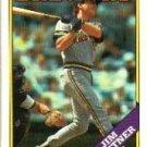1988 Topps 337 Jim Gantner
