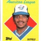 1988 Topps 390 George Bell AS