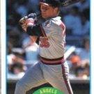 1989 Score #140 Butch Wynegar