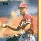 1989 Toys'R'Us Rookies #17 Ricky Jordan