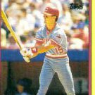1989 Toys'R'Us Rookies #31 Jeff Treadway