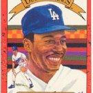 1990 Donruss 19 Willie Randolph DK
