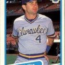 1990 Fleer 330 Paul Molitor