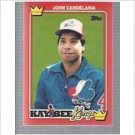 1990 Kay-Bee #5 John Candelaria
