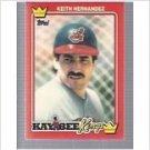 1990 Kay-Bee #16 Keith Hernandez