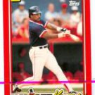 1990 Kay-Bee #27 Jim Rice