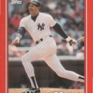 1990 Kay-Bee #32 Dave Winfield