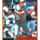 1989 Topps 598 Ken Gerhart