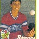 1989 Topps 784 Steve Avery FDP RC