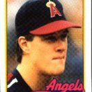 1989 Topps Traded #5T Wally Backman
