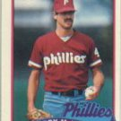 1989 Topps Traded #80T Larry McWilliams