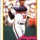 1989 Topps Traded #125T Claudell Washington